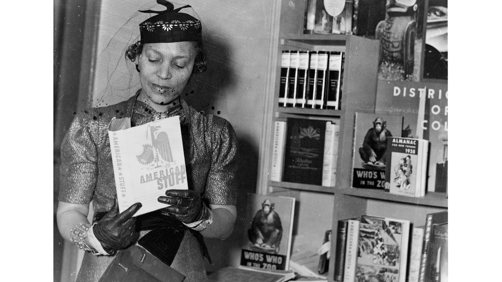 Some scholars and folklorists like Zora Neale Hurston saw these popular recordings as a spiritual corruption of the blues (Credit: Getty Images)