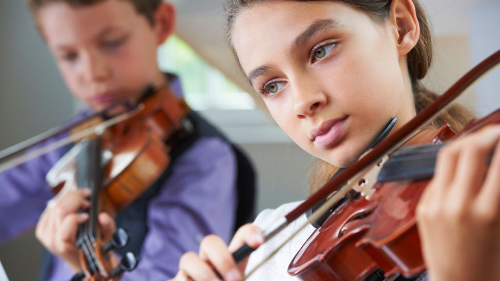 Young children are wired to learn – but that doesn't mean adults can't (Credit: Alamy)