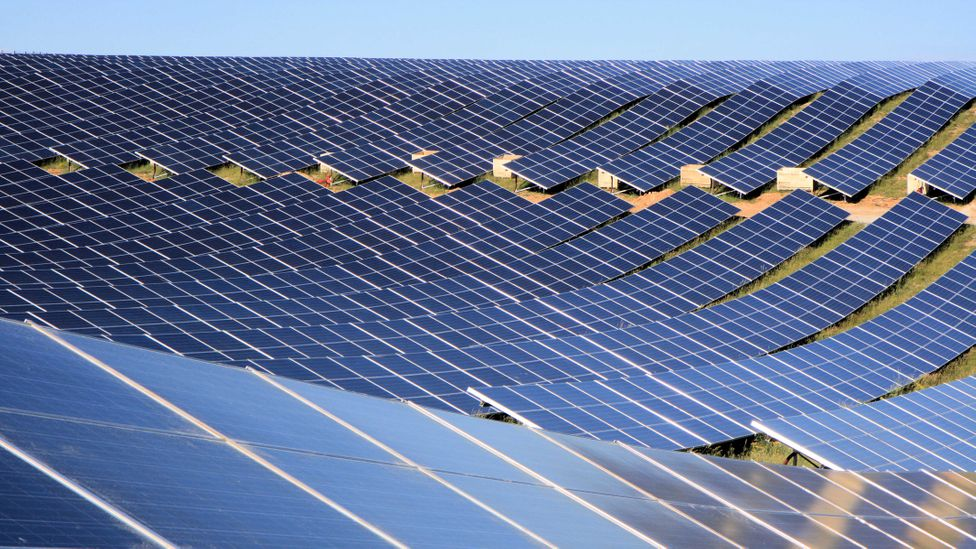 The battolyser is one way to help balance the supply and demand of renewable energy from sources like solar and wind (Credit: Alamy)