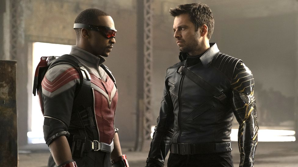 The Falcon and the Winter Soldier (Credit: Disney+)