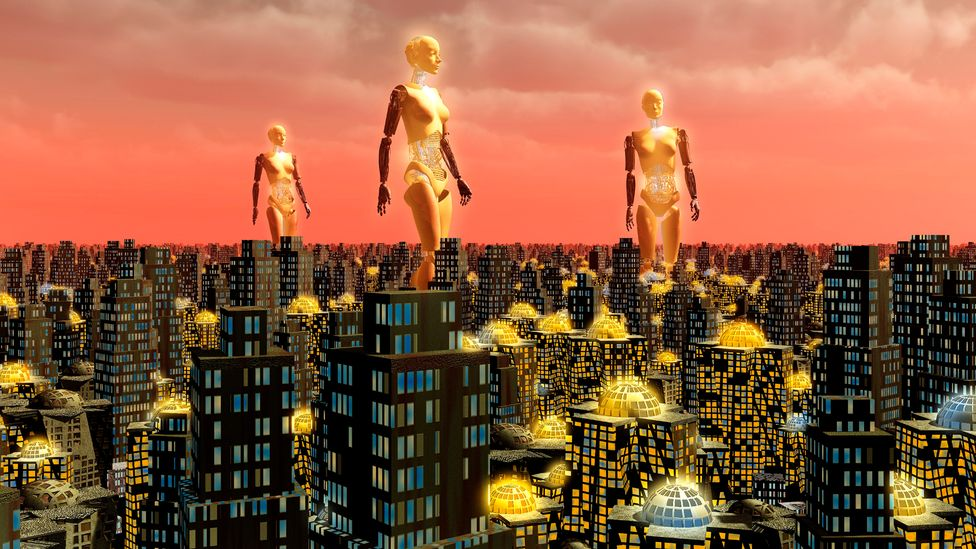When the narrator of the novel is itself an AI creature, big questions about humanity are posed (Credit: Getty Images)