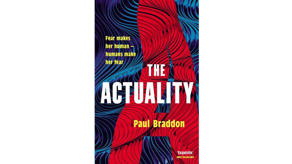 """The Actuality by Paul Braddon explores a future world from the viewpoint of Evie, an advanced """"Artificial Autonomous Being"""" (Credit: Sandstone)"""