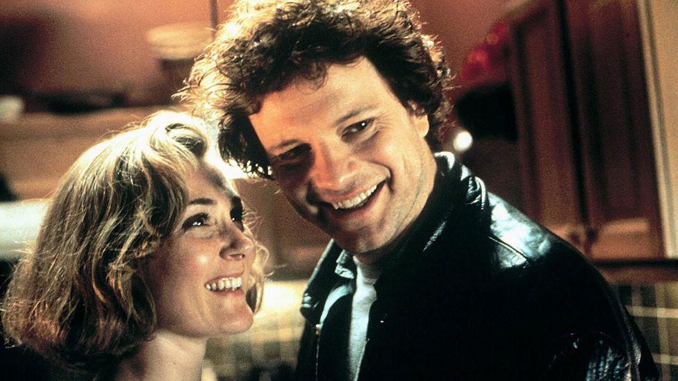 La canción There She Goes de Los Ángeles ha aparecido en muchas bandas sonoras, incluida la comedia romántica Fever Pitch de 1997 (protagonizada por Ruth Gemmell y Colin Firth, en la foto) (Crédito: Alamy)
