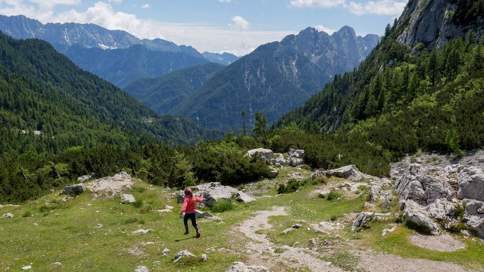 In Slovenia, a key outcome of adopting the right has been renewing the country's commitment to sustainability (Credit: Getty Images)