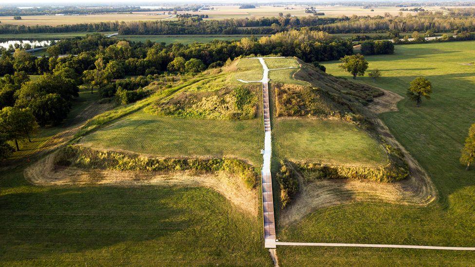 In 1050 AD, the Native American cosmopolis of Cahokia was bigger than Paris (Credit: MattGush/Getty Images)