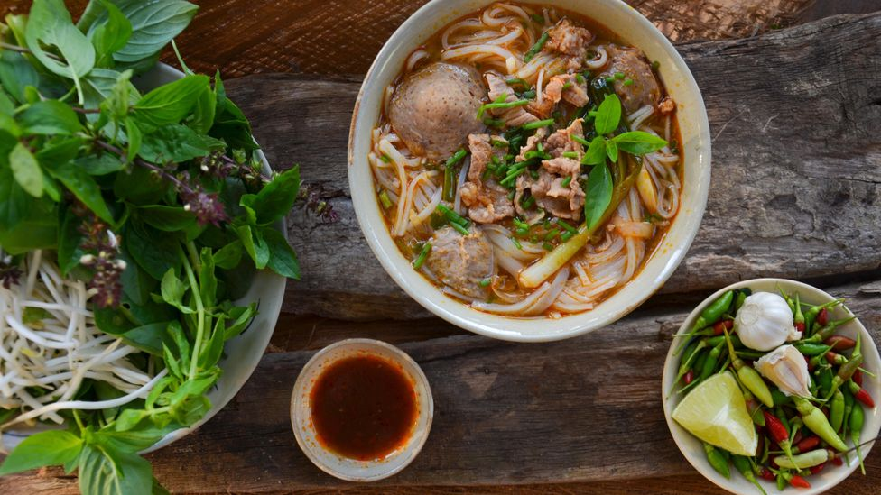 Pho has become the most recognised Vietnamese dish around the world (Credit: Leekhoailang/Getty Images)
