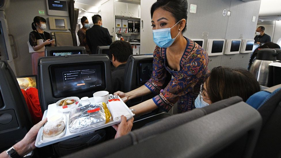 Singapore Airlines says its ground-based experiences are aimed at engaging with customers during the pandemic (Credit: Alamy)