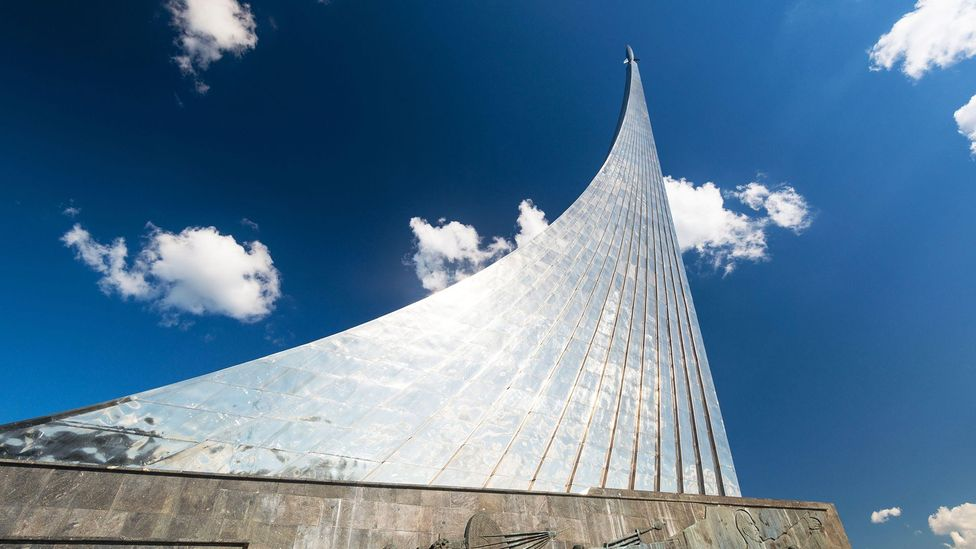 How the space race changed Soviet art