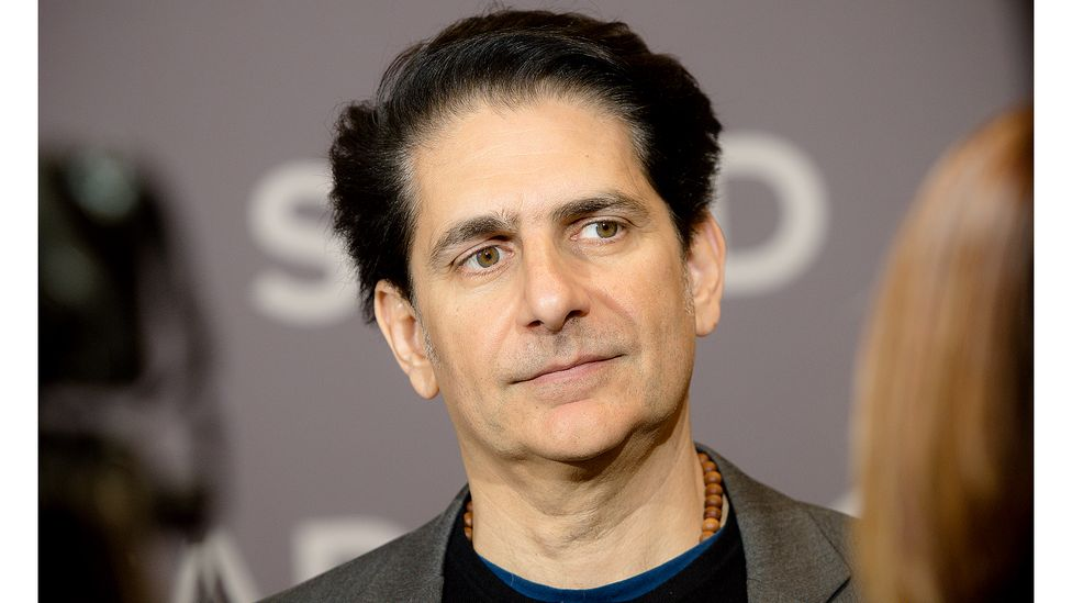 Sopranos star Michael Imperioli is one of a number of cast members of classic shows now hosting a 'rewatch podcast' (Credit: Alamy)