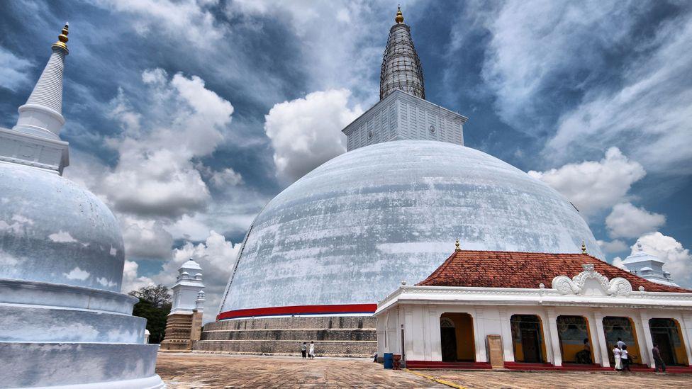 Sri Lanka's sacred city of Anuradhapura was the first established kingdom on the island (Credit: AnaG/Getty Images)