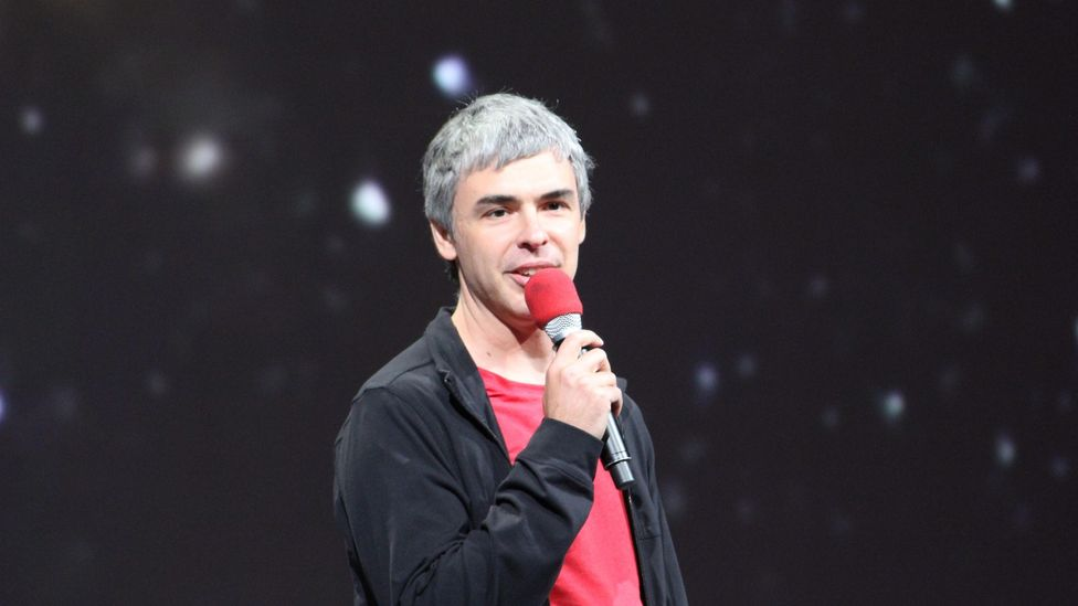 Larry Page recognised the importance of his idea – but research shows that many of us undervalue our ideas (Credit: Alamy)