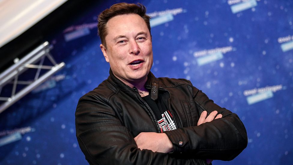 """""""There are way easier places to work, but nobody ever changed the world on 40 hours a week,"""" SpaceX and Tesla CEO Elon Musk tweeted in 2018 (Credit: Alamy)"""