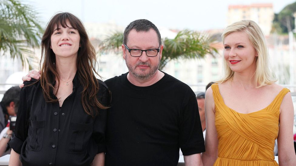 Melancholia premiered at Cannes 10 years ago – but its reception was marred by Lars von Trier's infamous Nazi comments at the press conference (Credit: Alamy)