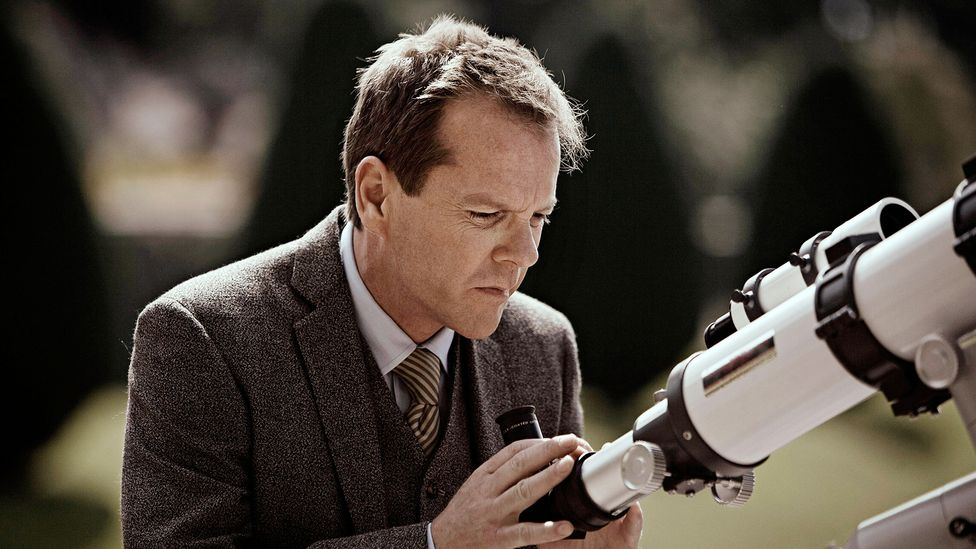 Justine's brother-in-law John (Kiefer Sutherland) is a mouthpiece for the kind of unsympathetic attitudes those with mental illness can face (Credit: Alamy)