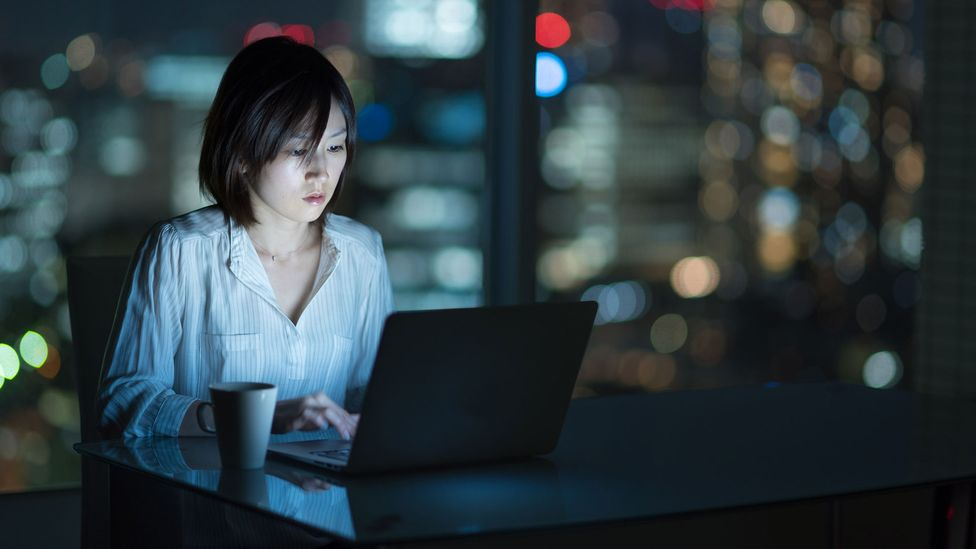 According to the new data, pulling late nights and long hours is no longer just exhausting – it's life threatening (Credit: Getty Images)