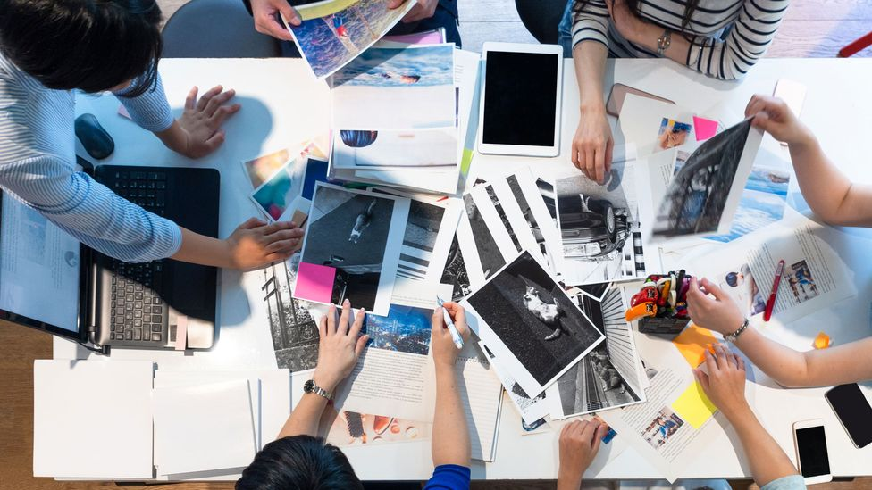 Jobs in creative industries are among the most alluring, but even these seemingly perfect positions can come with awful tasks (Credit: Getty Images)