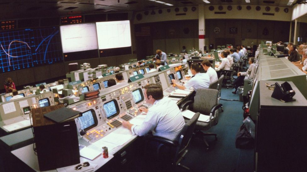 The Nasa pirates' system led to the successful introduction of new technologies at Mission Control - even though flight controllers initially rejected the ideas