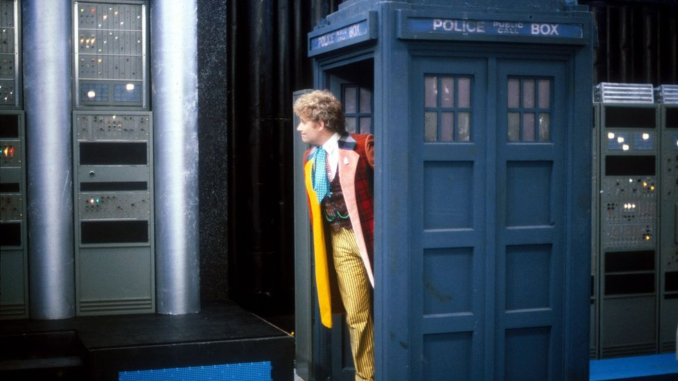 The consistently changing teams behind the programme Doctor Who were key to creative quality, researchers have found (Credit: BBC)