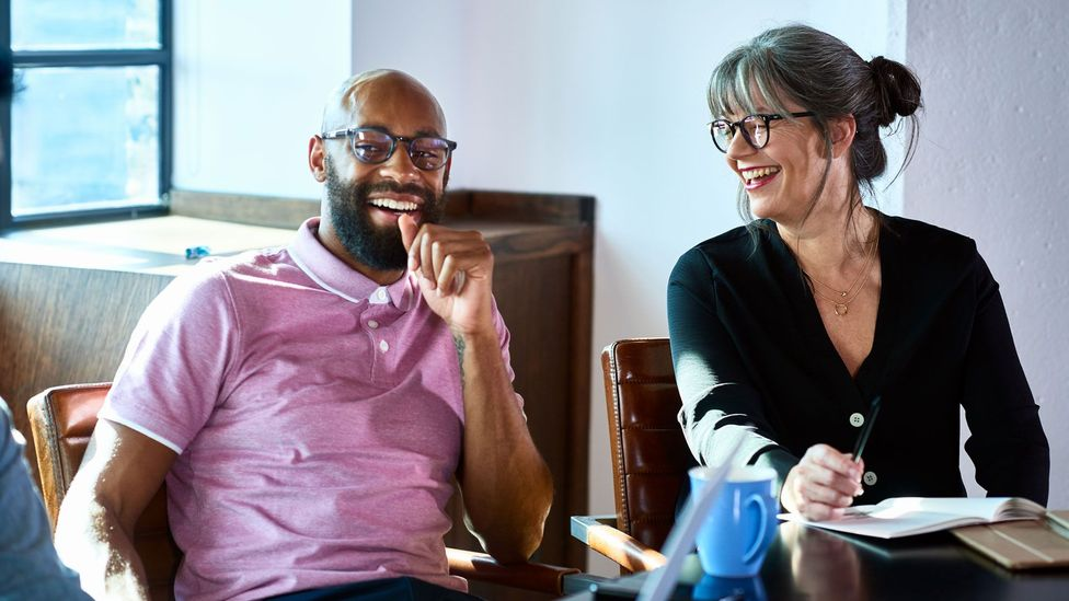 Making a conscious effort to work on your extroversion and conscientiousness can help you slip easily into re-entry, and prime you for post-pandemic success (Credit: Getty Images)