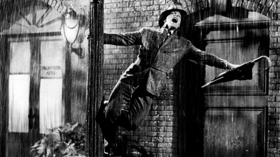 Singin' in the Rain was among the crowd-pleasers that formed part of the musical's first Golden Age (Credit: Alamy)