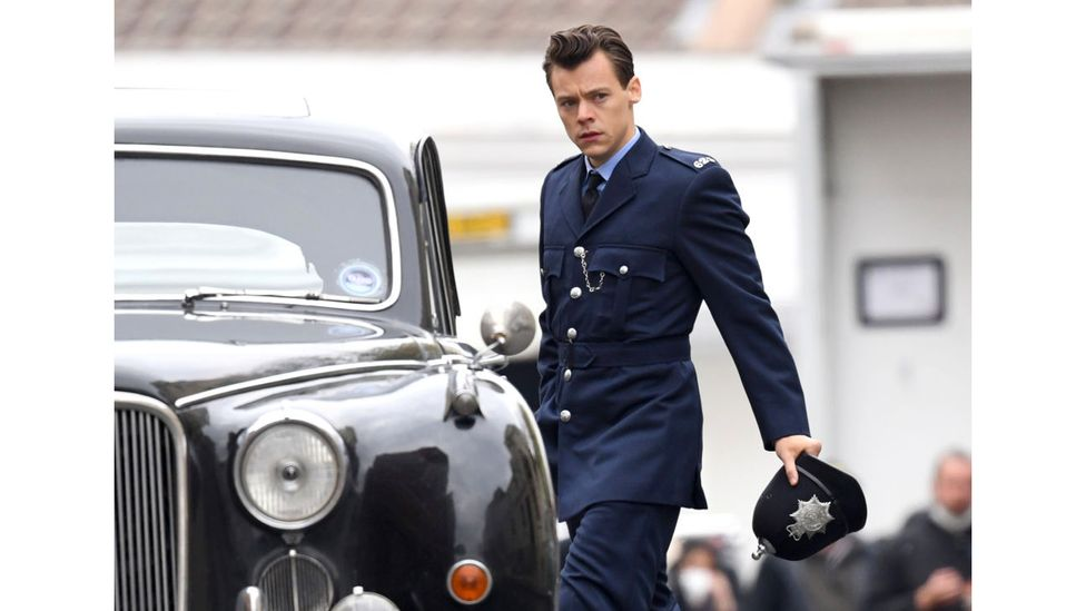 Pop star Harry Styles is starring in new film My Policeman as a closeted gay officer in the 1950s (Credit: Getty Images)