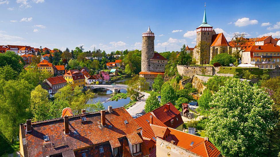 Die Stadt Bautzen ist eines der wichtigsten Zentren der sorbischen Kultur (Bildnachweis: Iraqi / Getty Images)