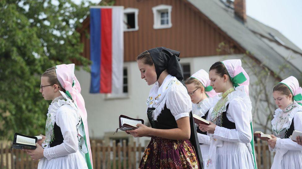 In der gesamten Region sprechen Tausende von Kindern Sorbisch als Muttersprache (Bild: Sean Gallup / Getty Images)