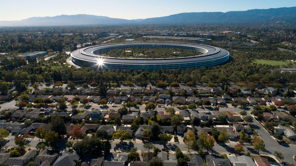 When Apple released a memo about return to work, its workers issued a letter in response, pushing back on the company's back-to-campus plans (Credit: Getty Images)