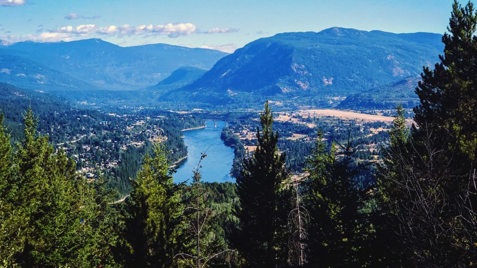 The mountainous West Kootenay region is home to many of British Columbia's Doukhobors (Credit: Kari Bartel/Getty Images)