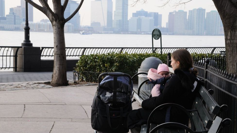 Four-fifths of US workers don't have access to any paid parental leave (Credit: Alamy)