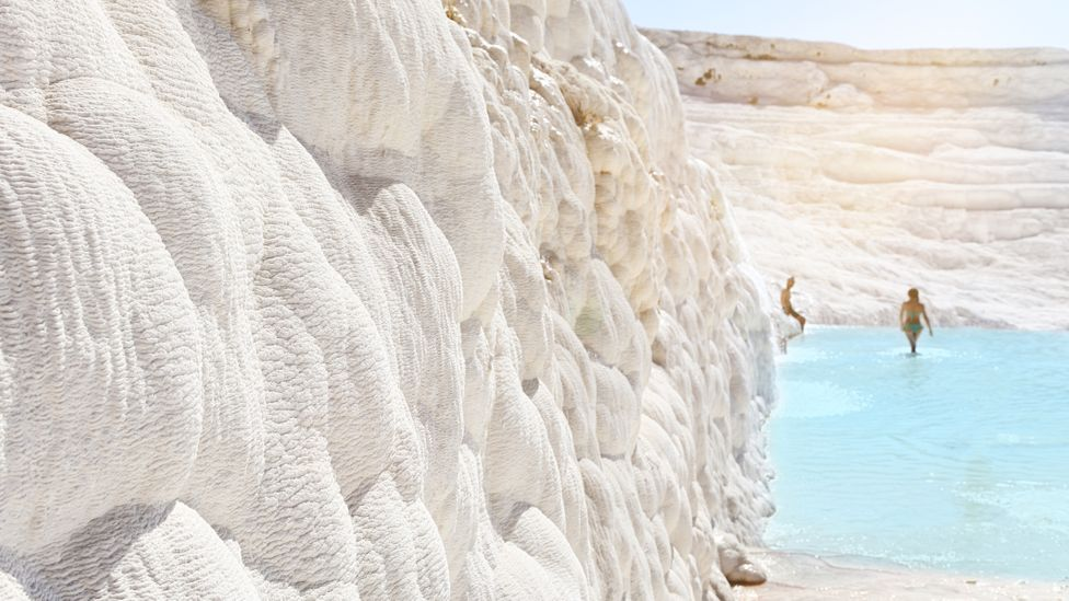 Pamukkale is one of the country's most popular visitor attractions (Credit: Petekarici/Getty Images)