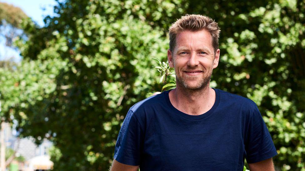 Zero-waste activist Joost Bakker
