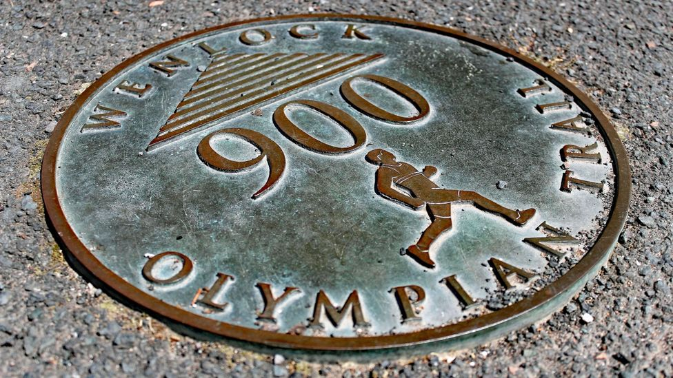 A 1.3-mile Olympian Trail tells the story of how Much Wenlock came to inspire the international Olympics (Credit: Vicky Smith)