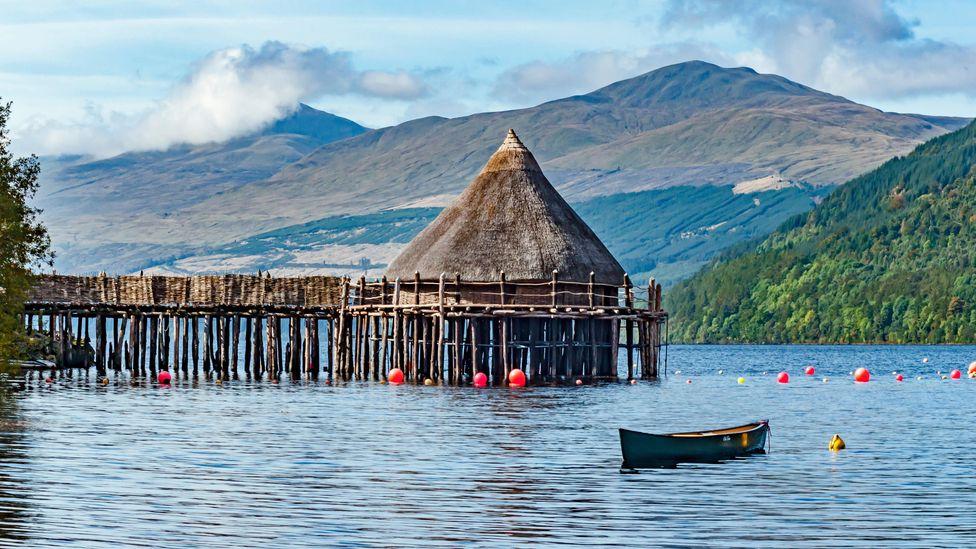 Scotland's mysterious ancient artificial islands