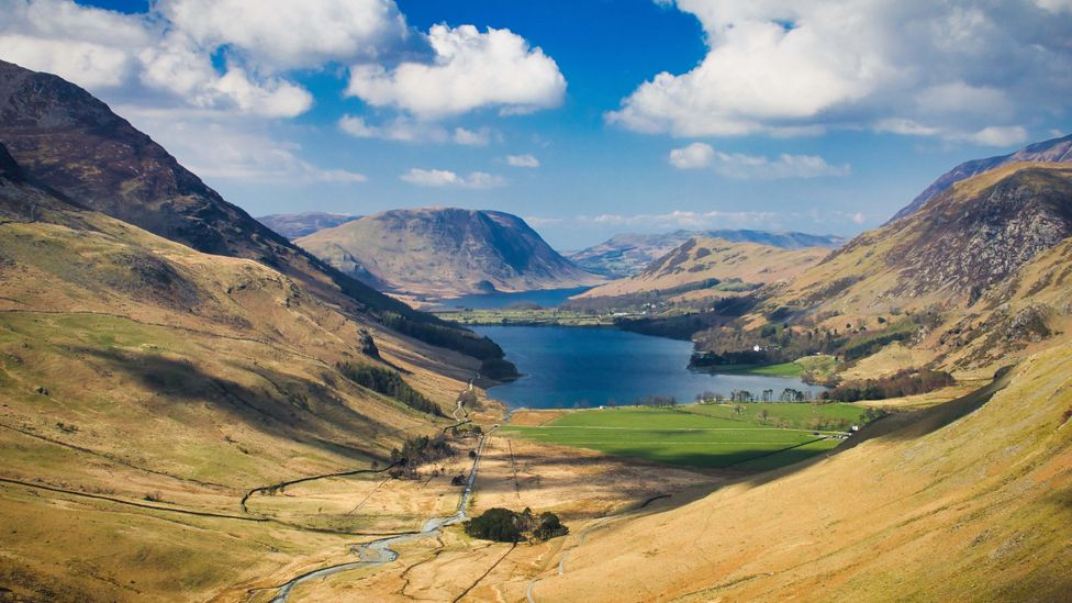 Cumbria is renowned for its sweets and puddings, including Kendal mint cake and Grasmere gingerbread (Devon and Cornwall Photography/Getty Images)