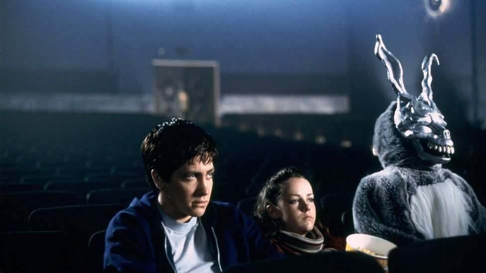 """The apocalyptic Donnie Darko was set on a night in 1988, at a time when """"a new sort of liberalism"""" was emerging in teenagers, according to its director (Credit: Alamy)"""