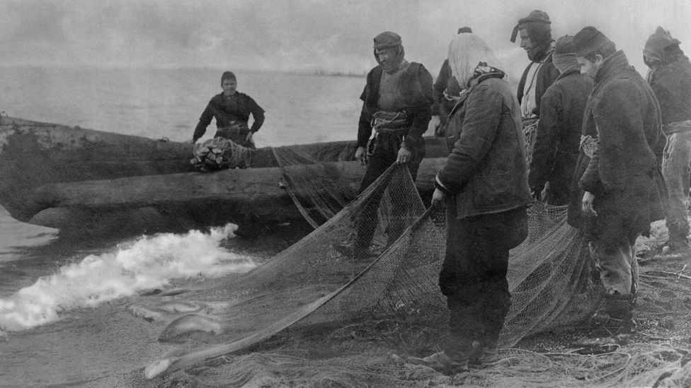 Through the lake's turbulent past, the fish have provided a lifeline to local people (Credit: Getty Images)