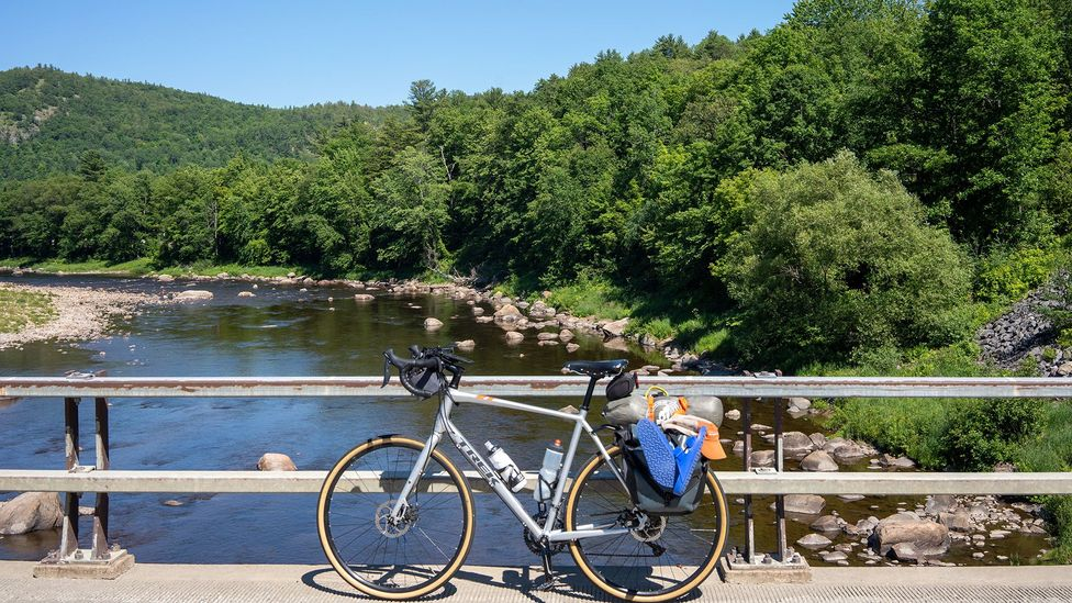 The Empire State Trail is the longest multi-use state trail in the US (Credit: Sebastian Modak)