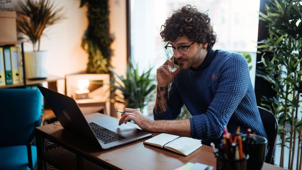 Younger workers still want to have some control over their time and ability to work where they want (Credit: Getty Images)