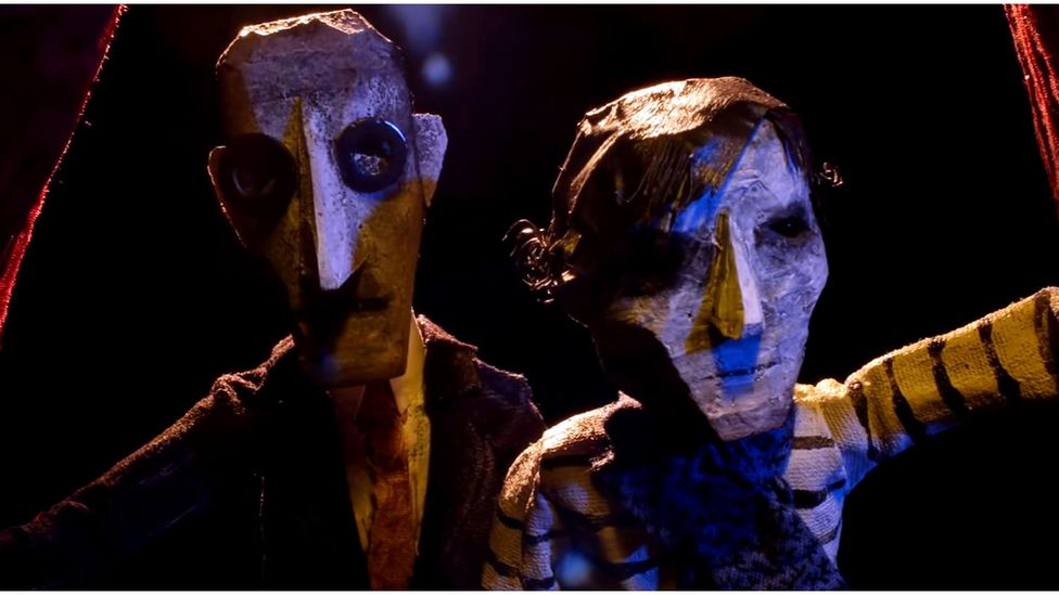The Sparks Brothers features stop-motion animation by Joseph Wallace (Credit: Alamy)