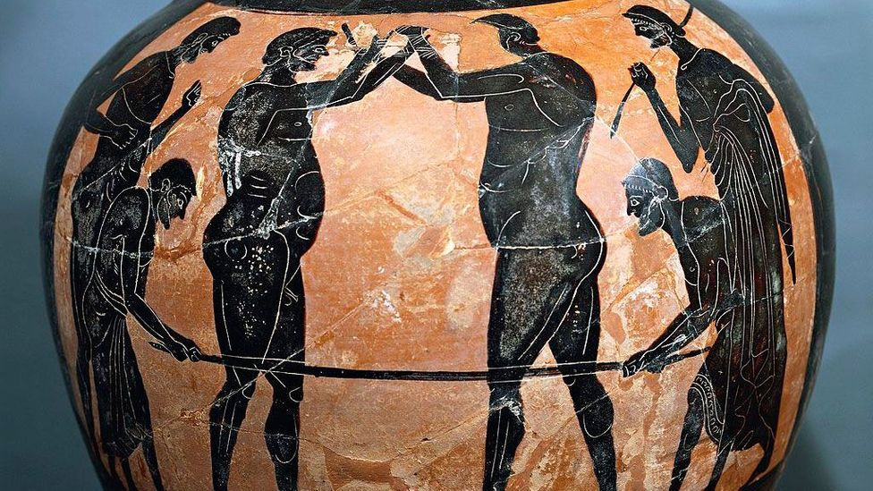 How to train like an Ancient Greek Olympian