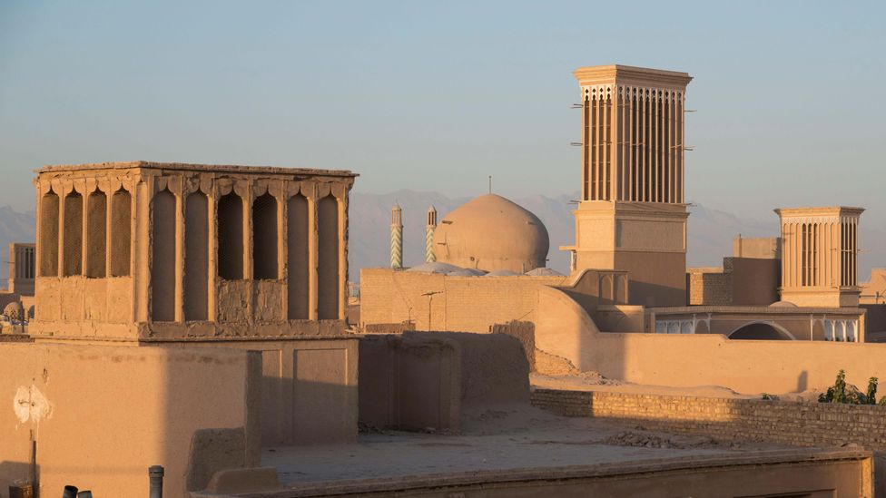 Yazd is said to have the most wind catchers of any city in the world (Credit: Alamy)