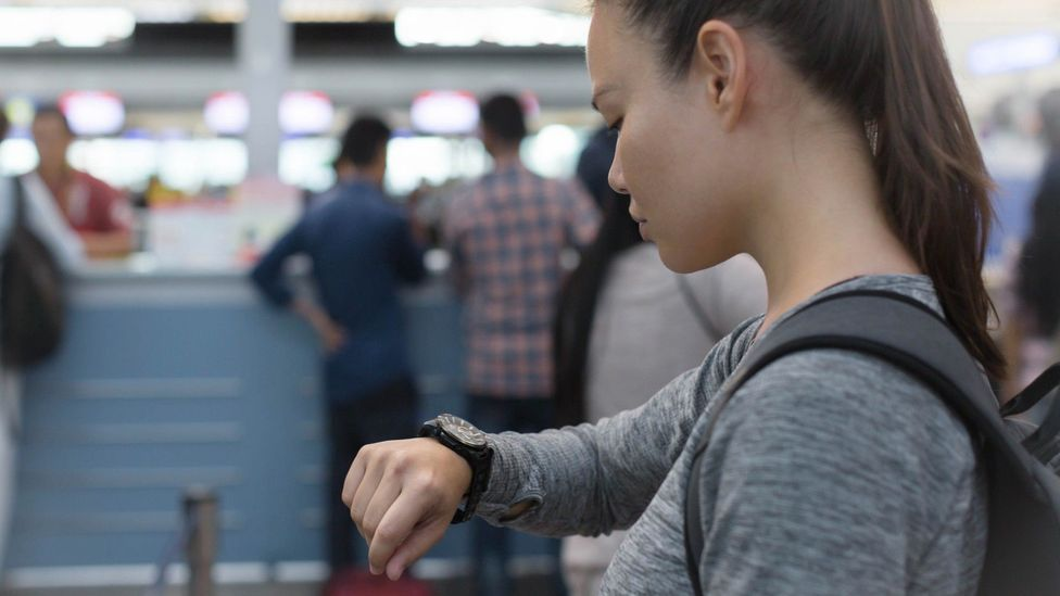Our obsession with time management can leave us feeling stressed when interruptions or delays occur (Credit: Getty)