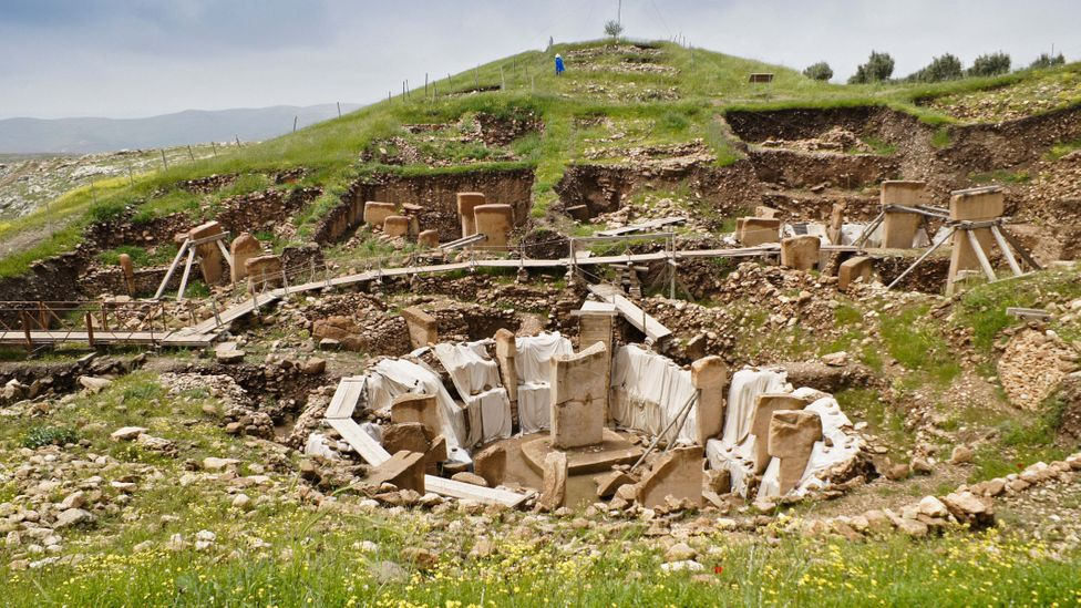 Situated in modern-day Turkey, Gobekli Tepe is one of the most important archaeological sites in the world (Credit: Michele Burgess/Alamy)