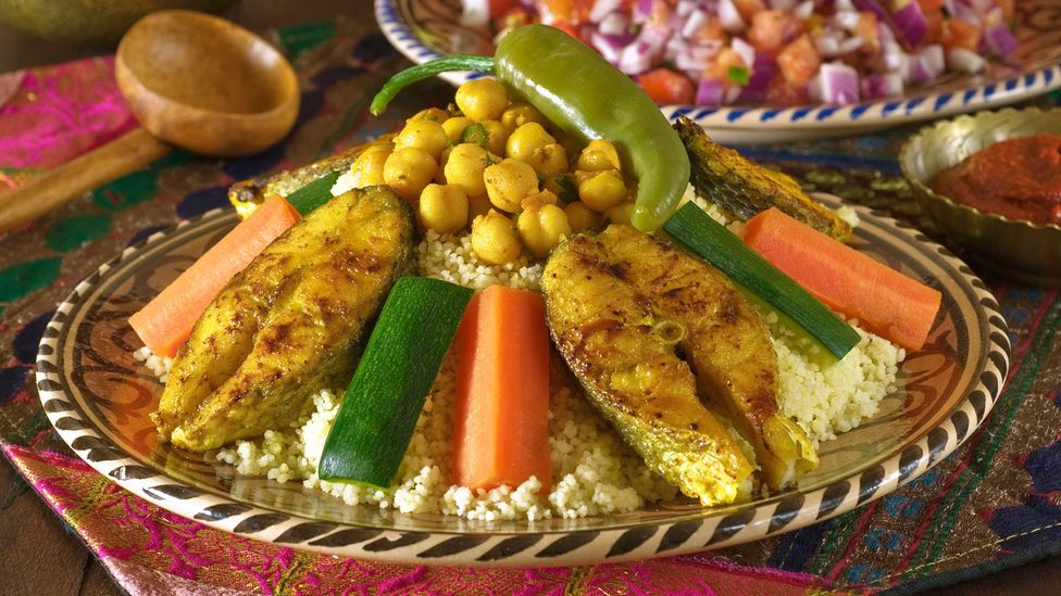 Couscous is considered Tunisia's most iconic dish