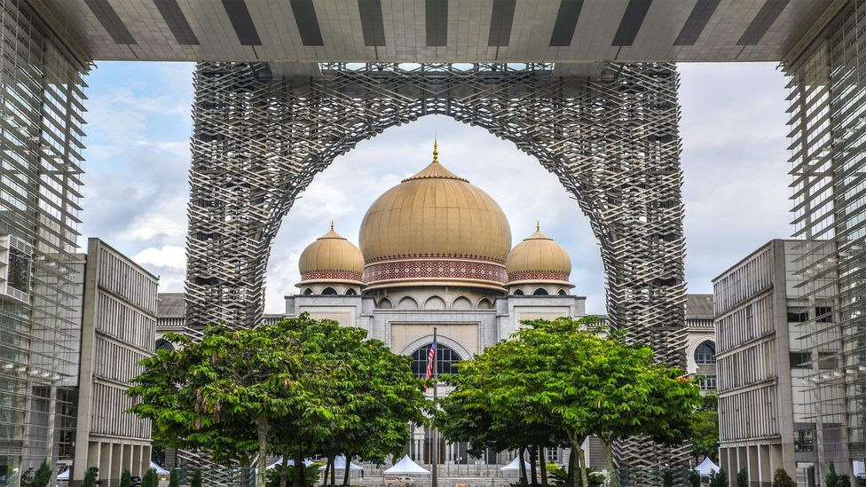 Putrajaya's expansive space and tranquility stands in stark contrast to other Asian capitals (Credit: Ronan O'Connell)