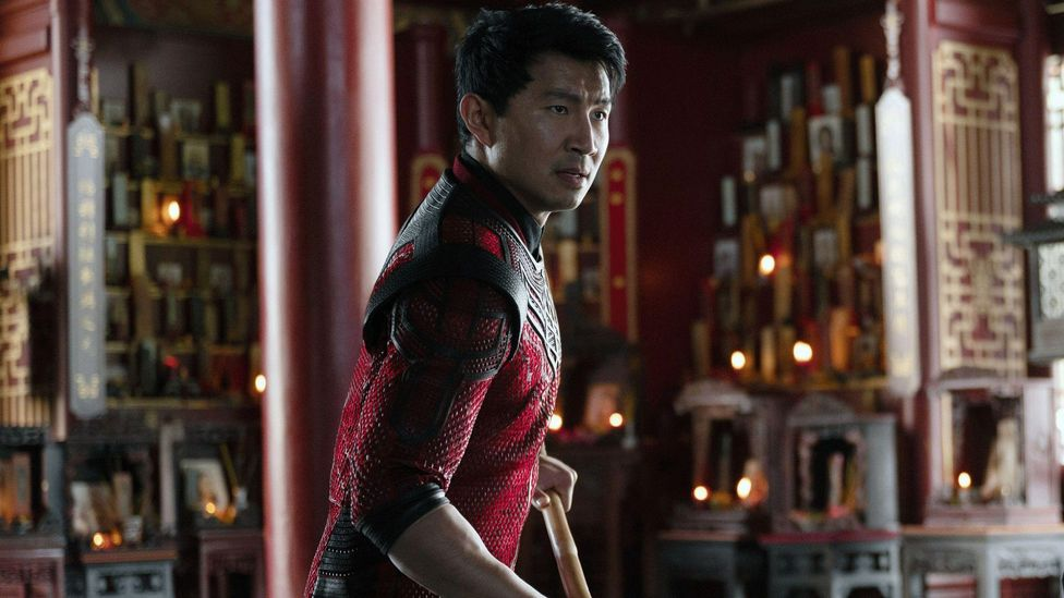 Marvel's latest superhero Shang-Chi goes some way to redressing the stereotypes of Asians in Western cinema as villainous or servile (Credit: Alamy)