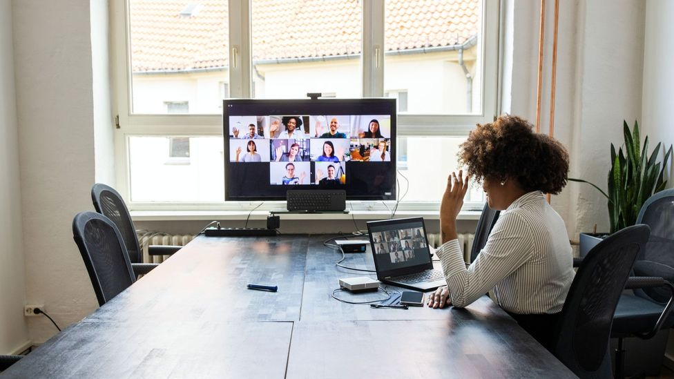 Some companies are focusing more on adopting the new tools workers need, enabling them to do their best work both at home and in the office (Credit: Getty Images)