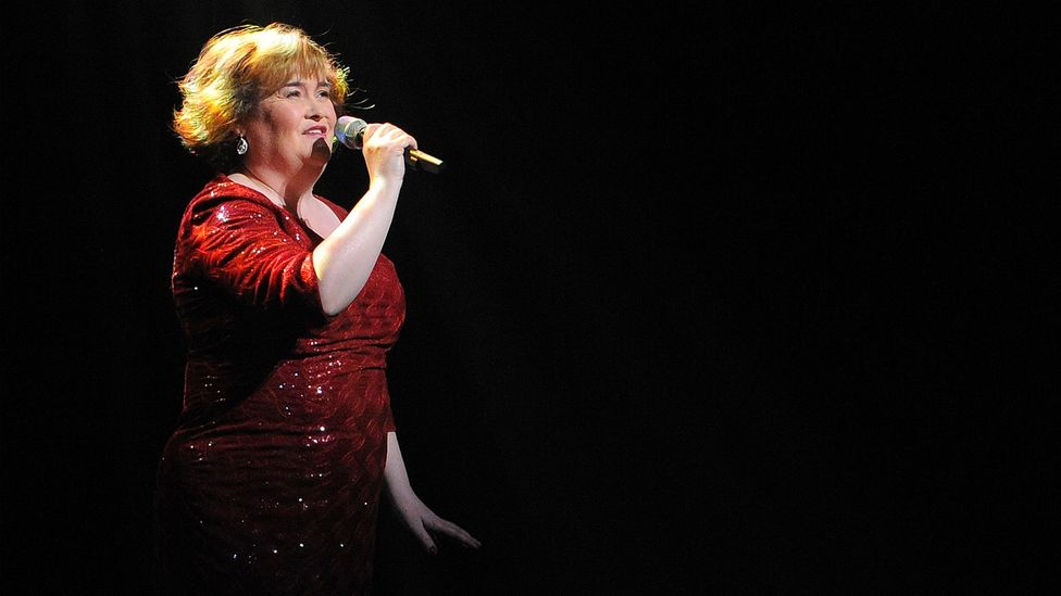 The success of Susan Boyle on Britain's Got Talent was a highpoint for TV talent shows, in making 'ordinary' people into superstars (Credit: ANDREW YATES/AFP via Getty Images)