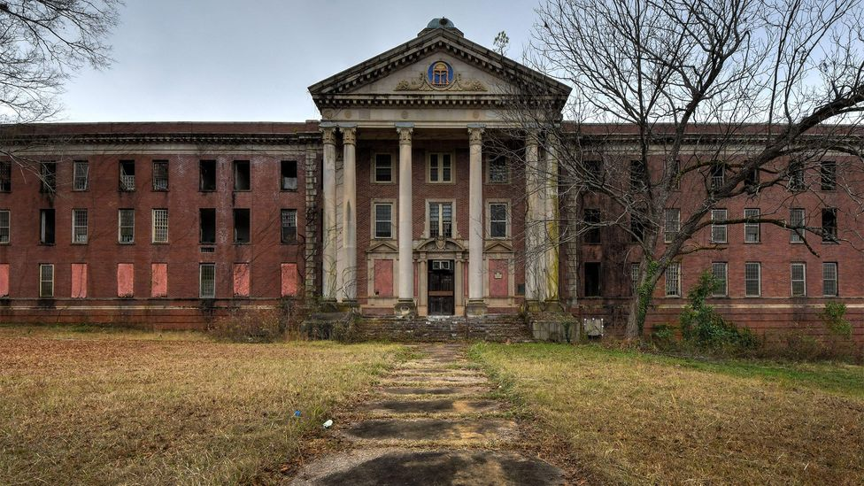A new hope for a historical hospital (Credit: Heather Hacker/Alamy)